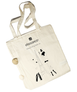 Le Tote Bag Elissance Paris offert à partir de 30€ d'achat